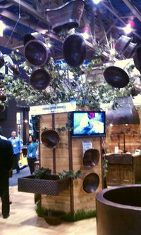 Premier Copper Products Booth